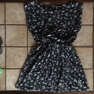 F21 Floral casual dress